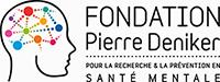 Fondation Pierre Deniker logo