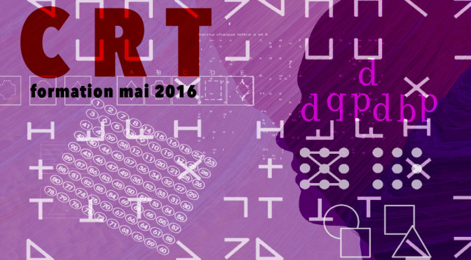 Formation CRT mai 2016