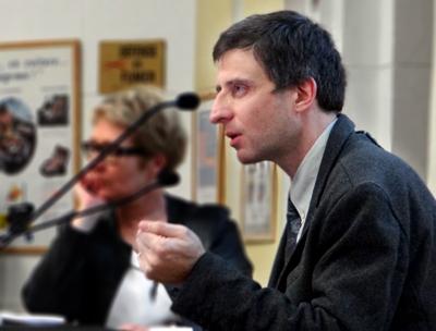Professeur Nicolas Frank, AFRC