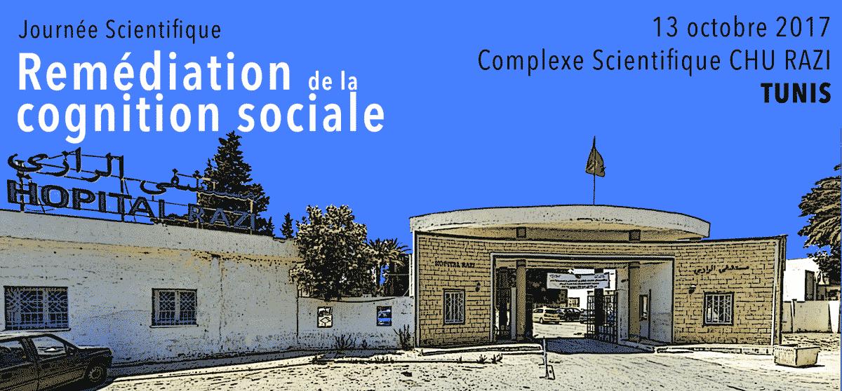 Journée sur la remédiation cognition sociale à Tunis