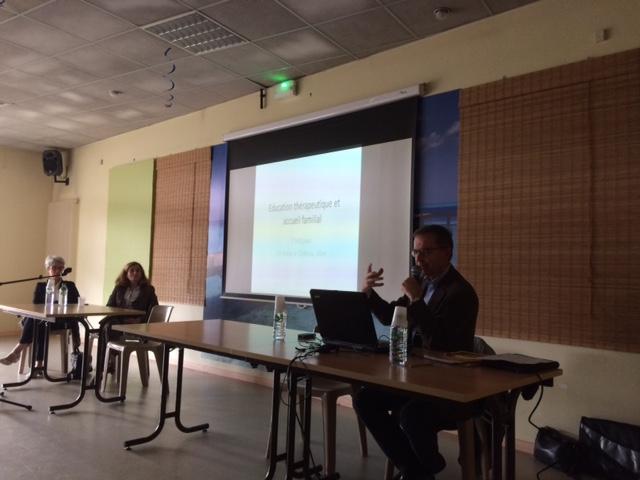 conférence UNAFAM du Cher sur la remédiation cognitive