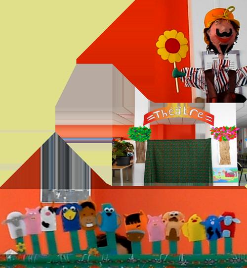 Groupe marionnettes