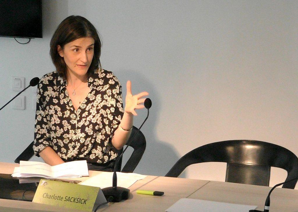 Charlotte Sacksick (Association Regain )