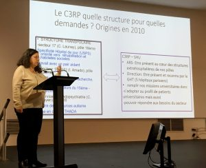 Isabelle Amado - Le changement en psychiatrie