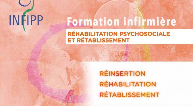 Formation infirmière réhabilitation psychosociale