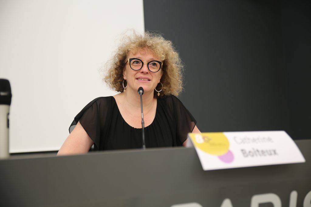 Catherine Boiteux