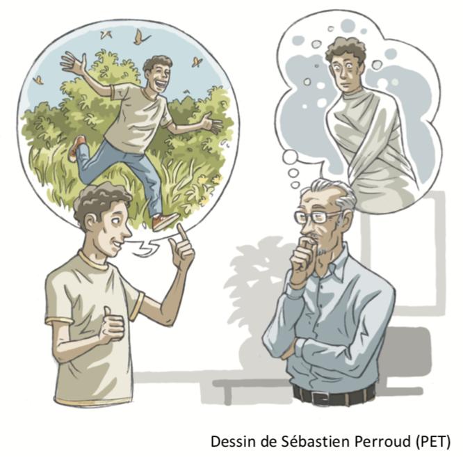 Promouvoir la participation et l'empowerment des patients par la compétence du dévoilement de soi - PEPS