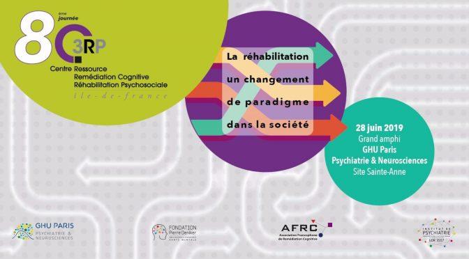 La réhabilitation, changement de paradigme – Journée   C3RP 2019