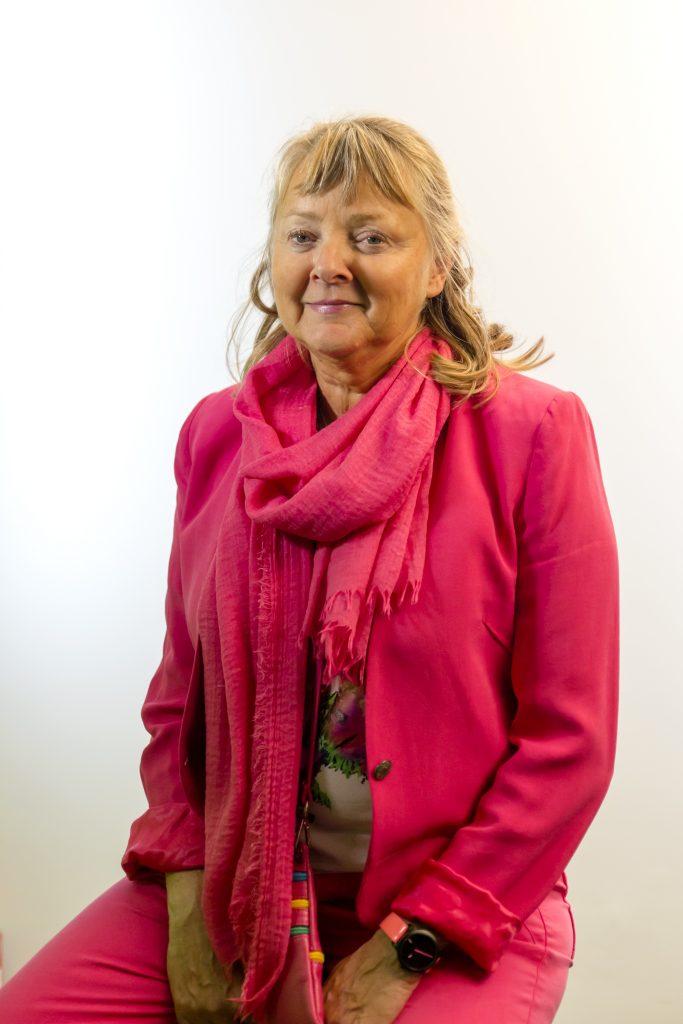 Dominique Willard, psychologue, formatrice RECOS