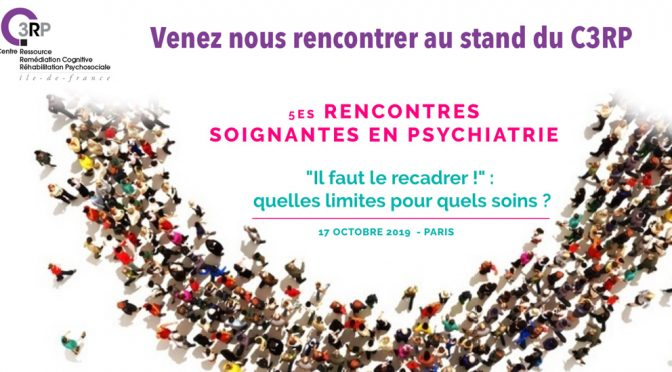 5èmes rencontres soignantes en psychiatrie